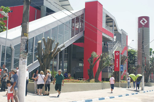 Estação Jandira passará a chamar-se Estação Prefeito Braz Paschoalin